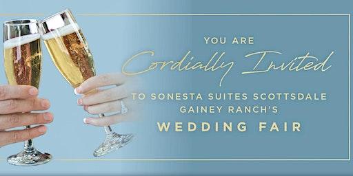 Sonesta Suites Scottsdale Wedding Fair
