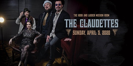 The Claudettes tickets