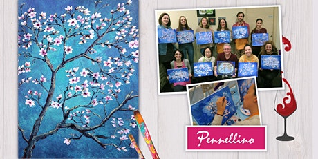 Evento di pittura social - Cherry Blossom biglietti