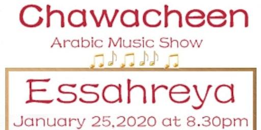 Chawacheen Live Music
