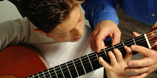 Introduction to Guitar Workshop- For kids