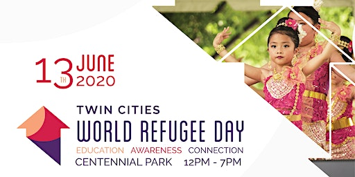 Twin Cities World Refugee Day 2020