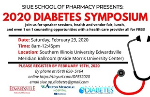 Diabetes Symposium - Presented by the SIUE School of Pharmacy