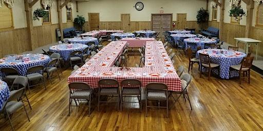 Miss Rogue River Scholarship Program Annual Crab Dinner Fundraiser