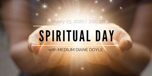 Spiritual Day with Medium Diane Doyle