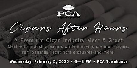 Cigars After Hours: A Premium Cigar Industry Meet & Greet tickets