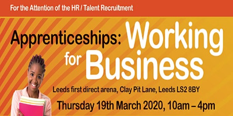 Apprenticeships: Working for Business tickets
