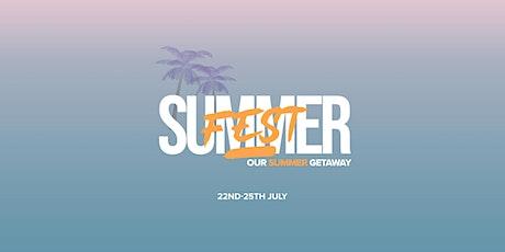 Summerfest 2020 tickets