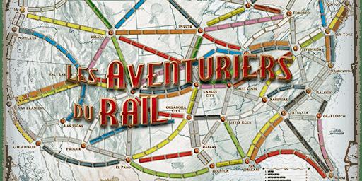 Tournoi : Les aventuriers du rail