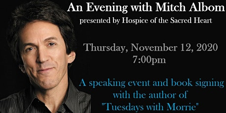 An Evening with Mitch Albom tickets