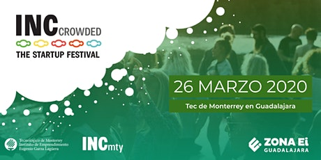 INC Crowded The Startup Festival 2020 boletos