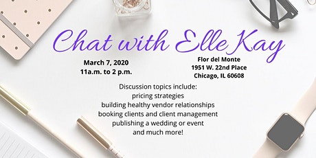 Chat with Elle Kay tickets