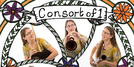 Lizzie Gutteridge: Consort of 1 - Looping Through Time tickets