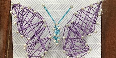 Craft Room- String Art tickets