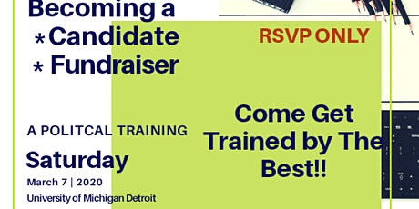 Copy of Political Training: Become a Candidate/ Fu tickets