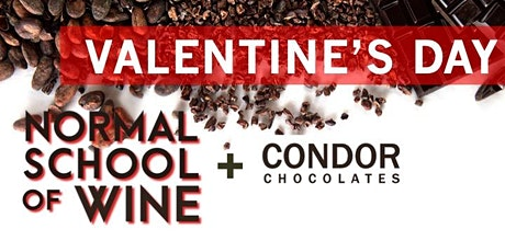 SEMINAR - Beans & Grapes: A Valentine's Chocolate & Wine Pairing tickets