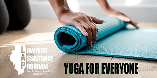 FEBRUARY 21st - LAP Yoga and Mindfulness – Stress Reduction for Lawyers, Judges and Law Students