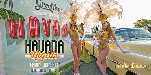 Havana Nights Detroit 2020