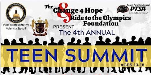 """2020 Teen Summit """"I Am Well"""""""