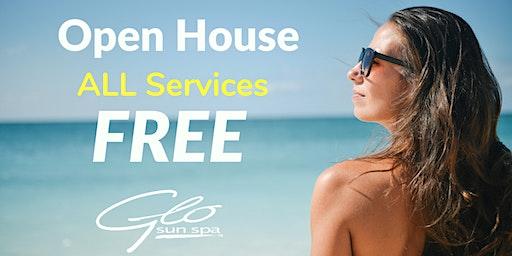 Glo Sun Spa Open House