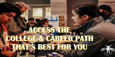 ACCESS College & Career Fair Spring into Vegas Session 1 tickets