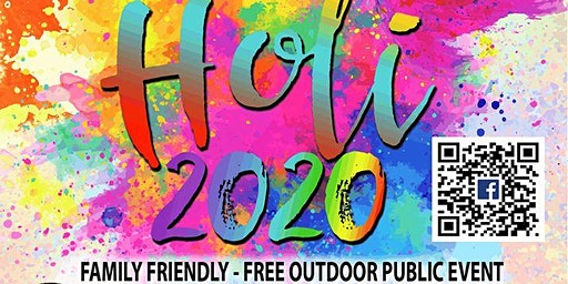 STL Holi 2020, Festival of Colors