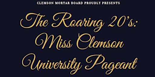 Miss Clemson University Pageant 2020