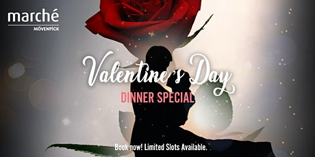 (Suntec City) Valentine's Day Dinner Special  @ Ma tickets