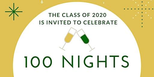 Le Moyne College 100 Nights to Graduation