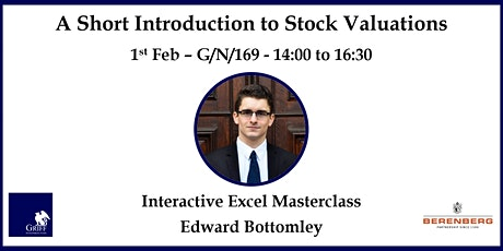 A Short Introduction to Stock Valuations tickets
