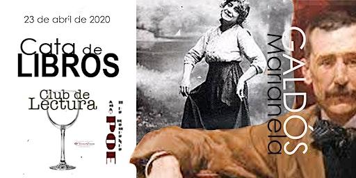 CATA DE LIBROS. Marianela. Benito Pérez Galdós