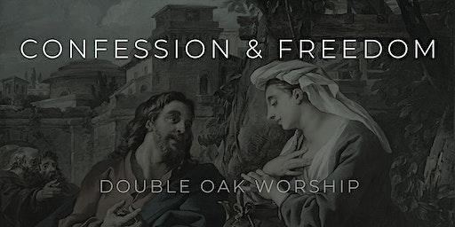 Confession & Freedom: Night of Worship
