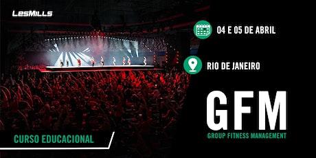 GFM (Group Fitness Management) - RIO DE JANEIRO ingressos