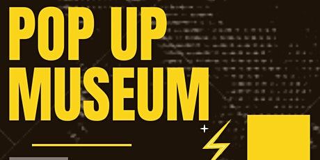 African American Pop Up Museum tickets
