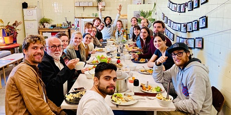 SFD.LX Lunch Challenge @ ImpactHub tickets
