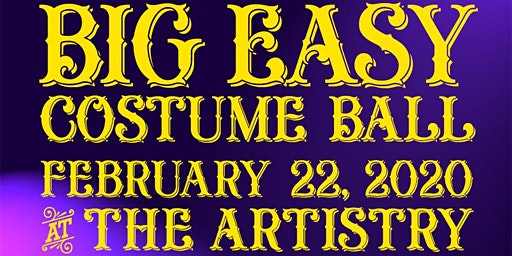 7th Big Easy Costume Ball