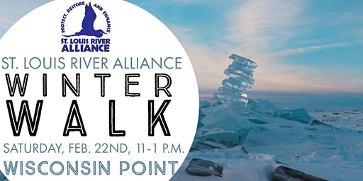 SLRA Winter Walk