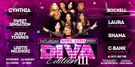 Freestyle Forever - Diva Edition 3 - RESCHEDULED FROM 4.25 tickets