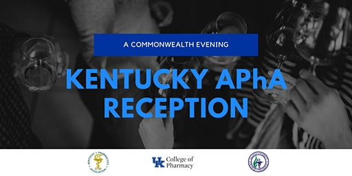 A Commonwealth Evening: Kentucky at APhA Reception 2020
