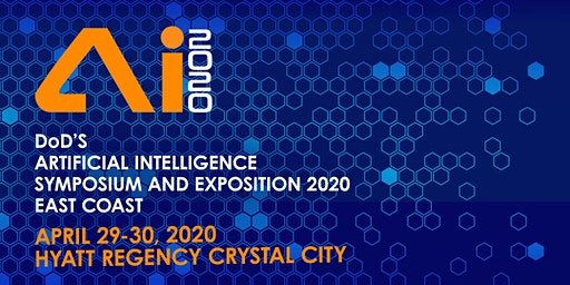 DoD AI Symposium 2020 - East Coast