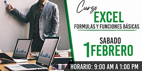 CURSO DE EXCEL  billets