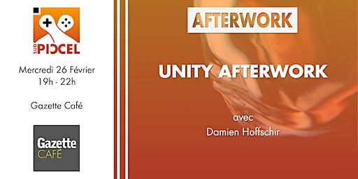 Sud Piccel - Unity Afterwork avec Damien Hoffschir