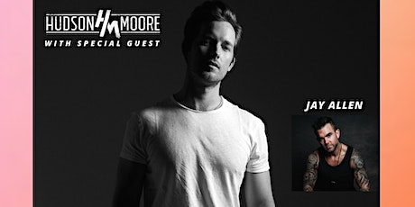 Hudson Moore Live in Nashville with special guest Jay Allen tickets