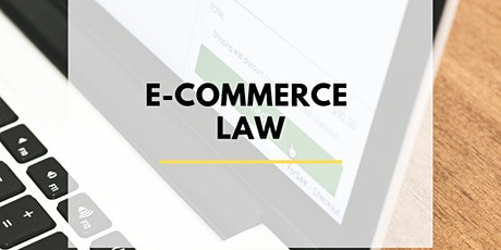 e-COMMERCIAL LAW and APPLICATIONS EDUCATION tickets