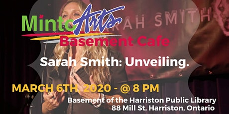 Basement Cafe presents: SARAH SMITH tickets