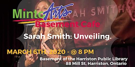 Basement Cafe presents: SARAH SMITH