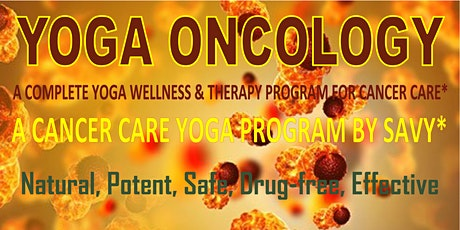 Yoga Oncology (Cancer Care Yoga) Introductory Session tickets