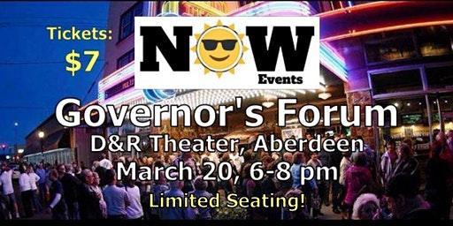 Governor Candidate Forum in Aberdeen, WA on 3/20/2020