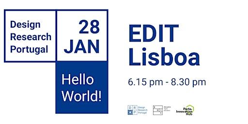 [LISBOA] Design Research Portugal - Hello World