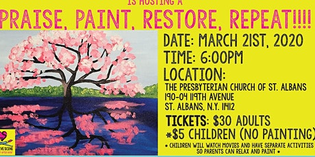 Paint, Praise, Restore, Repeat.. tickets